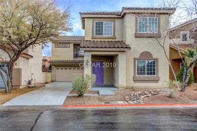 Las Vegas Single Family Home For Sale: 9089 Harbor Wind Avenue