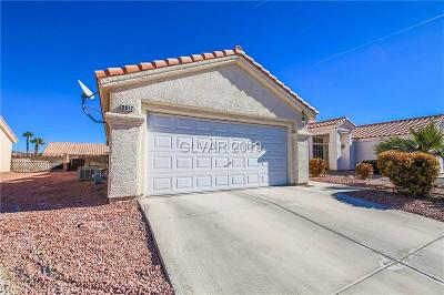 North Las Vegas Single Family Home For Sale: 3812 Debussy Way