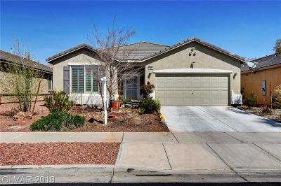 Henderson Single Family Home For Sale: 160 Leaf Tree