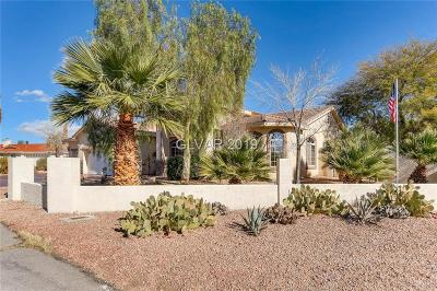 Las Vegas Single Family Home For Sale: 122 Mesa Verde Lane