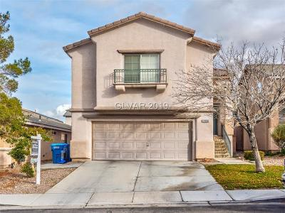 Las Vegas Single Family Home For Sale: 7056 Mandy Scarlet Court