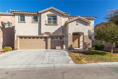 Clark County Single Family Home For Sale: 11140 Prado Del Rey Lane