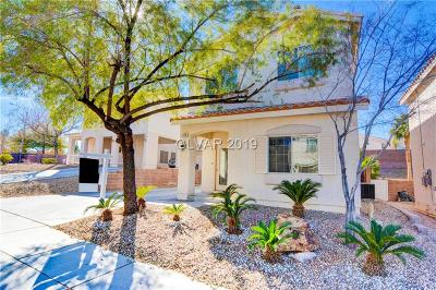 Clark County Single Family Home Sold: 1175 Cottonwood Ranch Court