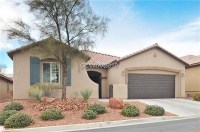 Las Vegas Single Family Home For Sale: 6929 Garrettstone Court