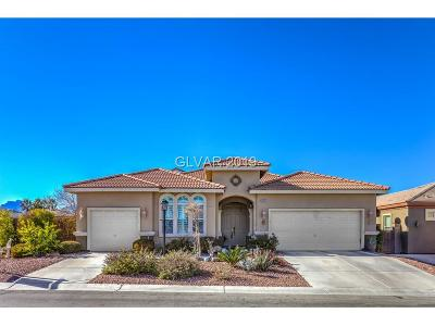 Las Vegas Single Family Home For Sale: 8137 Villa De La Playa Street