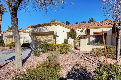 Las Vegas Condo/Townhouse For Sale: 8508 Desert Holly Drive