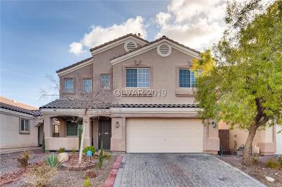 North Las Vegas Single Family Home For Sale: 5456 Midwinter Mist Street