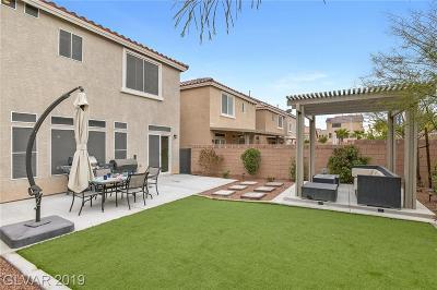 Las Vegas Single Family Home For Sale: 9477 Logan Ridge Court