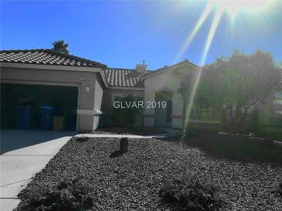 Las Vegas NV Single Family Home For Sale: $318,000