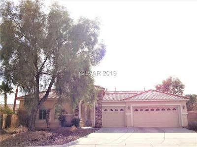 North Las Vegas Single Family Home For Sale: 1405 Barrington Oaks Street
