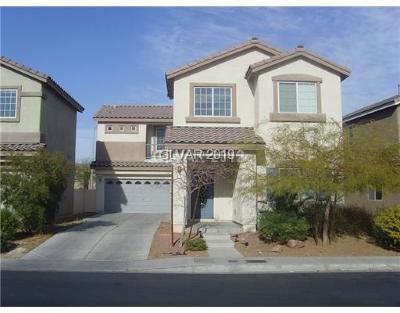 Las Vegas Single Family Home For Sale: 5640 Bettors Luck Court