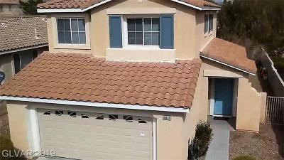 Las Vegas NV Single Family Home For Sale: $369,000
