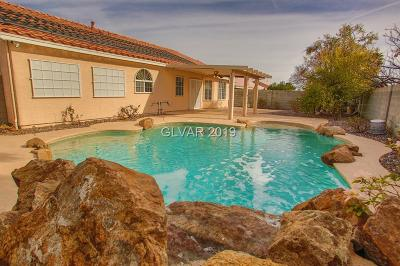 Las Vegas Single Family Home For Sale: 6313 Chimney Wood Avenue