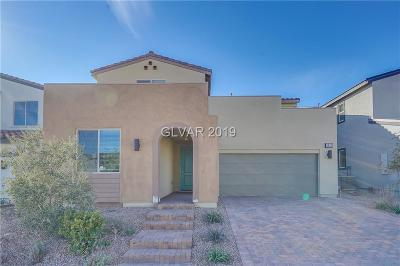 North Las Vegas Single Family Home For Sale: 6825 Boulder View Street