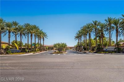 Las Vegas Single Family Home For Sale: 7771 Bear Ridge Street