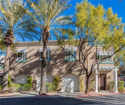 Las Vegas NV Condo/Townhouse For Sale: $297,888