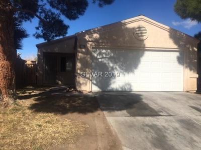 Single Family Home For Sale: 2220 Walnut Hill Avenue