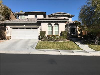 Single Family Home For Sale: 11392 Orazio Drive