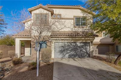 Clark County Single Family Home For Sale: 8428 Winterchase Place