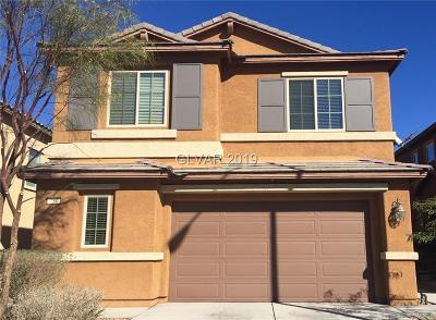 Henderson Rental For Rent: 758 Crest Valley Place