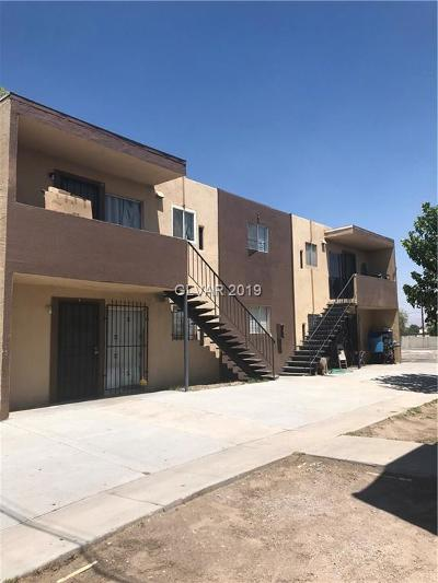 Multi Family Home For Sale: 1324 22nd Street