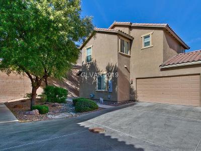 Clark County Single Family Home For Sale: 7933 Crimson Point Street