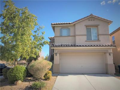 Clark County Single Family Home For Sale: 5325 Fireside Ranch Avenue