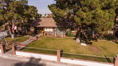 Clark County Single Family Home For Sale: 2857 South Buffalo Drive