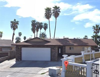 Las Vegas Single Family Home For Sale: 4447 Cafe Place