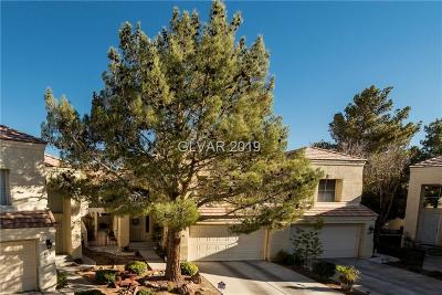 Las Vegas Condo/Townhouse Under Contract - No Show: 2640 Starfish Court