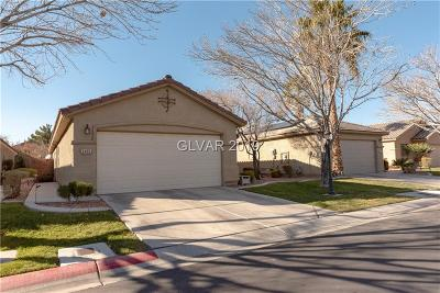 Clark County Single Family Home For Sale: 3485 Osprey Ridge Court