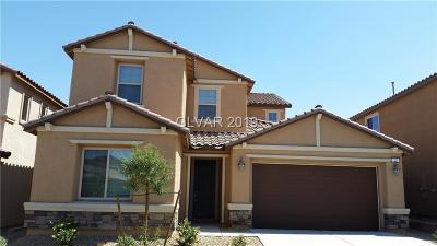 Las Vegas Single Family Home For Sale: 7257 Spring Flower Avenue