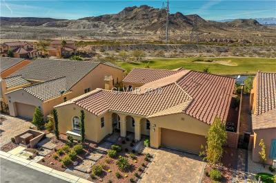 Single Family Home For Sale: 5 Contrada Fiore Drive