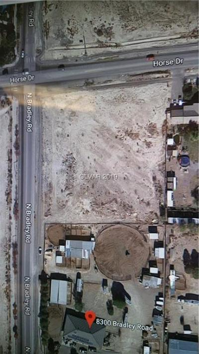Las Vegas Residential Lots & Land For Sale: Bradley And Horse