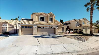Clark County Single Family Home Sold: 282 Pear Tree Circle