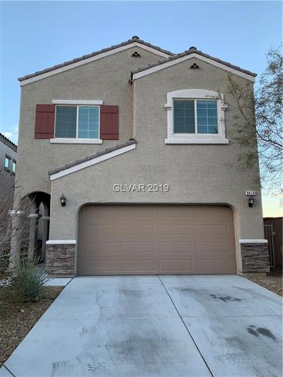 Las Vegas Single Family Home For Sale: 9410 Bucova Ct. Court