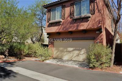 Las Vegas, North Las Vegas Rental For Rent: 7348 Trailside Park Court