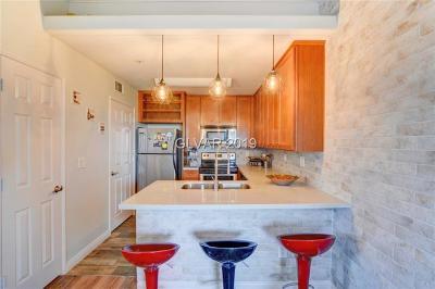 Las Vegas Condo/Townhouse For Sale: 4400 Jones Boulevard #3079