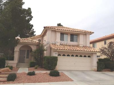 Las Vegas, North Las Vegas Rental For Rent: 8341 Cretan Blue Lane