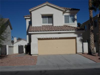 Las Vegas, North Las Vegas Rental For Rent: 3312 Salmon Creek Drive