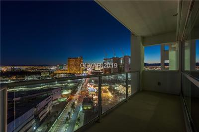 Clark County High Rise For Sale: 2700 Las Vegas Boulevard #2508