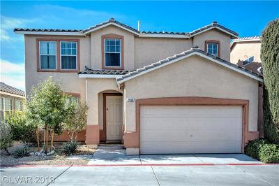 Single Family Home For Sale: 2513 Plaid Cactus Court