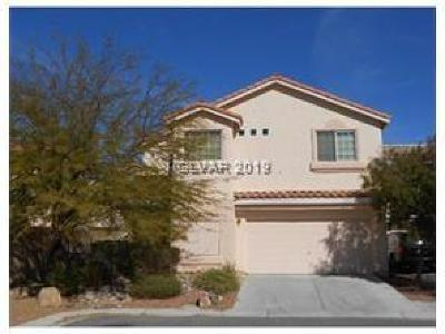 Las Vegas, North Las Vegas Rental For Rent: 8934 Deep Ridge Court