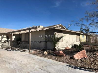Las Vegas Single Family Home For Sale: 6760 Laronda Lane