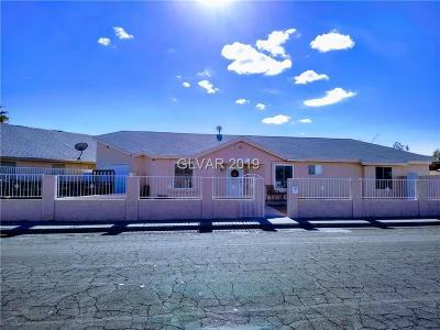 Las Vegas NV Single Family Home For Sale: $225,800