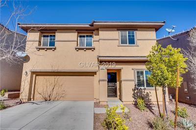 Las Vegas NV Single Family Home Under Contract - No Show: $286,000