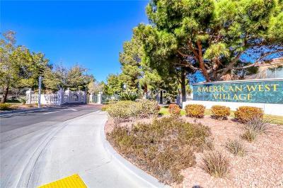 Las Vegas Single Family Home For Sale: 8807 Sandringham Avenue