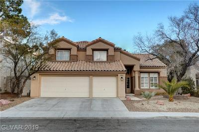 Green Valley South Single Family Home Under Contract - No Show: 2056 Majestic Peak Drive
