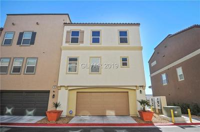 NORTH LAS VEGAS Condo/Townhouse For Sale: 4650 Ranch House Road #11