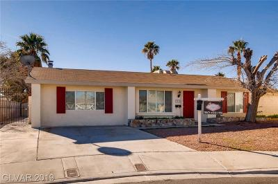 Single Family Home For Sale: 7075 Pinebrook Court